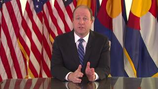 jared polis stay at home order