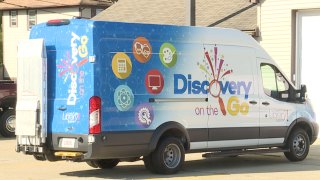 discovery on the go van