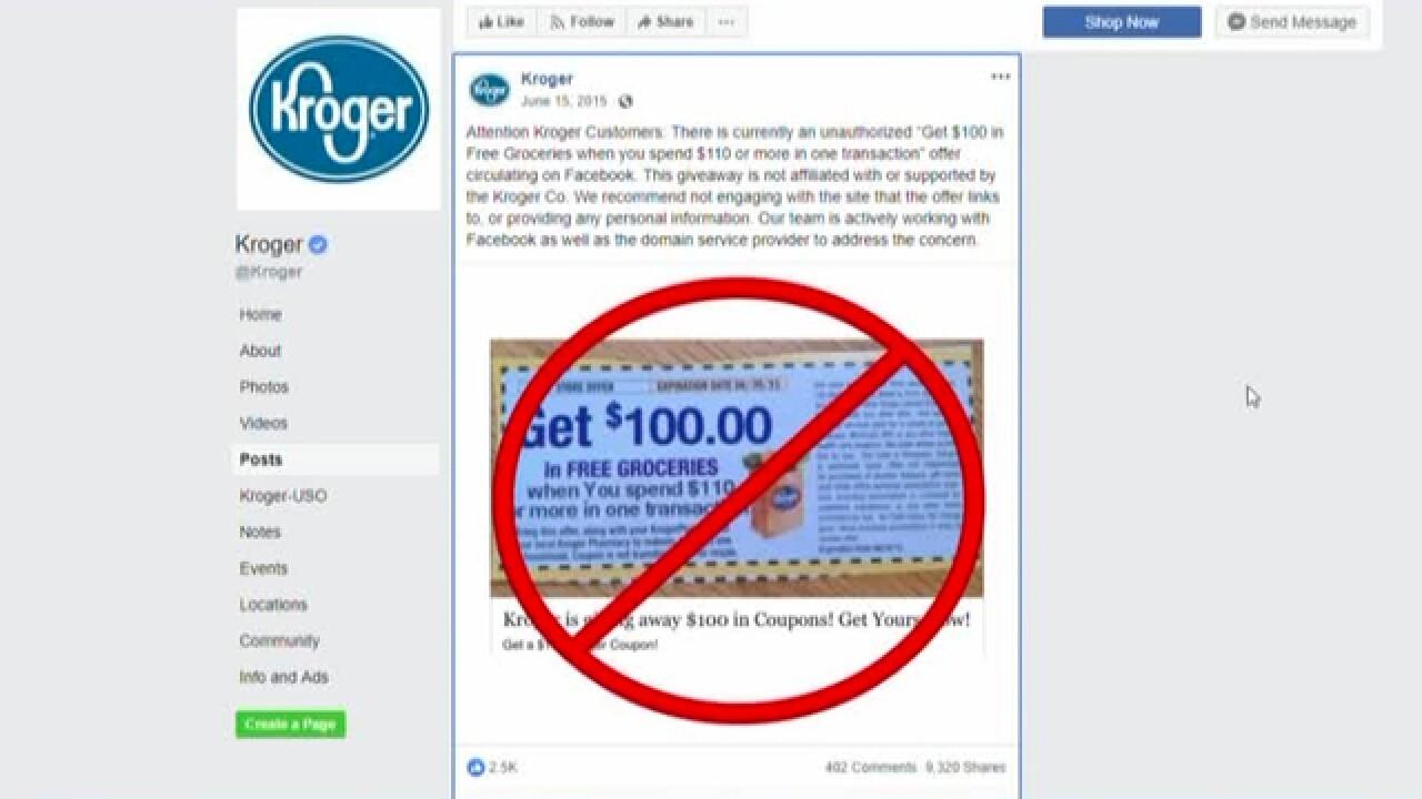 Beware of Black Friday social media scams