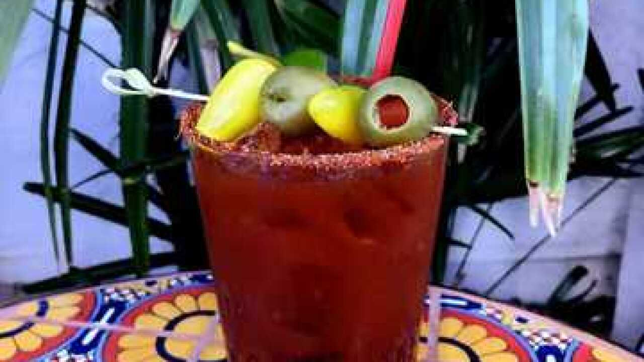 Celebration National Bloody Mary/Hangover Day