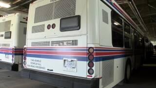 Great Falls Transit city bus