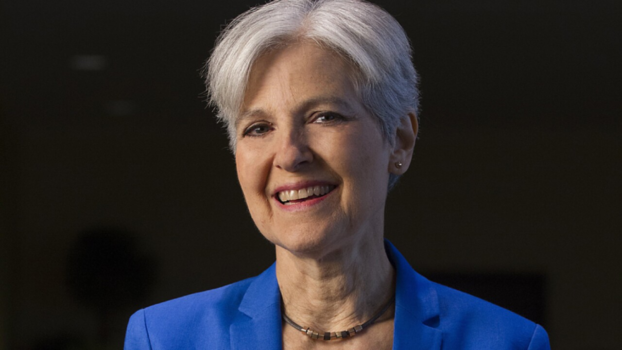 Dr. Jill Stein speaks at first ever Utah Green Partyconvention
