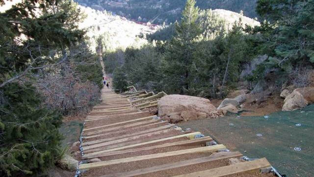 Image result for manitou springs incline