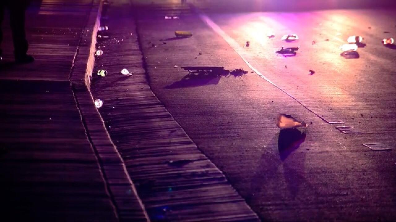 BPD on scene of vehicle vs. pedestrian crash