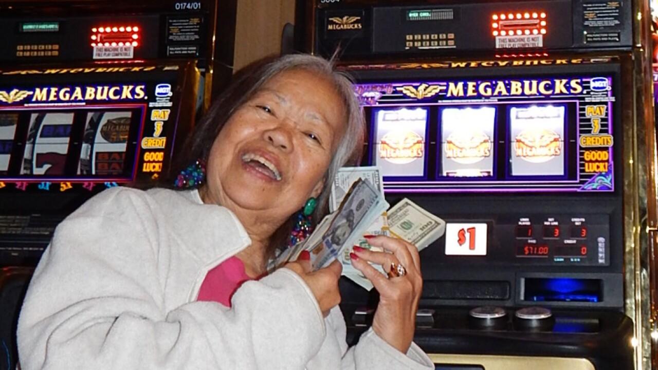 Magna woman wins big playing slots in Las Vegas; wins $10.7 mil