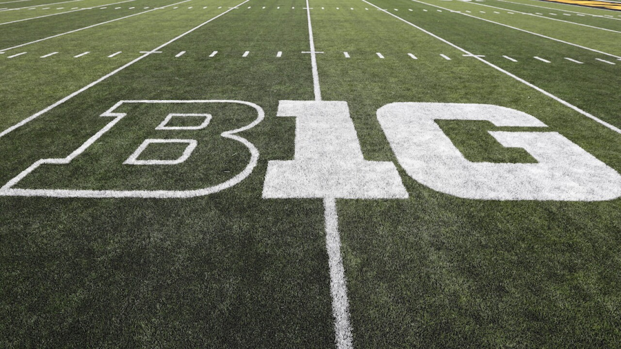 Big Ten sites new medical information and better testing as reasons for return of football