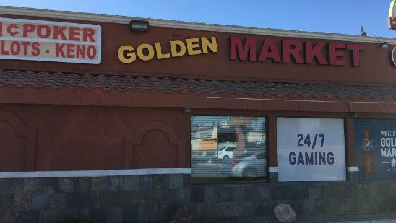 Golden Market, KFC/Taco Bell on Dirty Dining