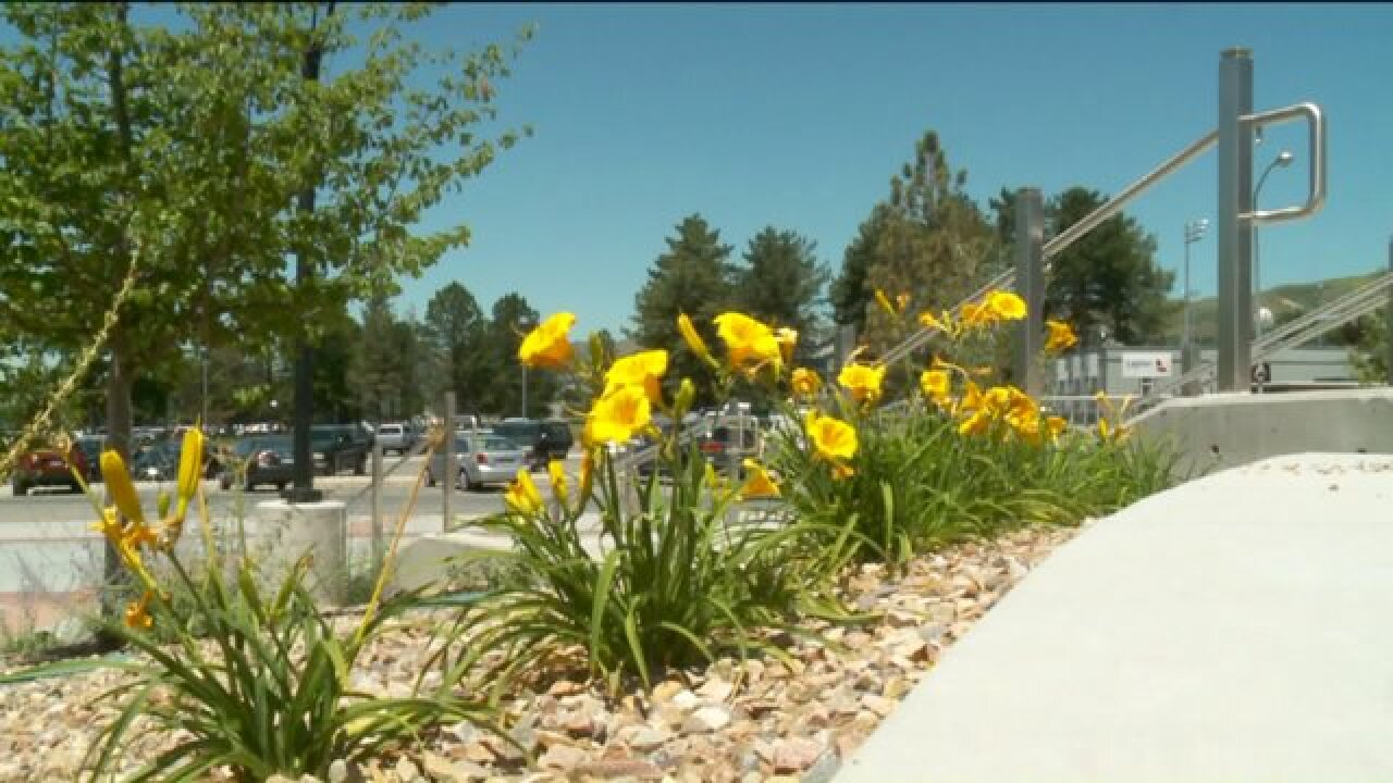 University of Utah making changes to campus landscape to conserve water