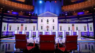 In the shadow of impeachment, Democrats to hold December presidential debate