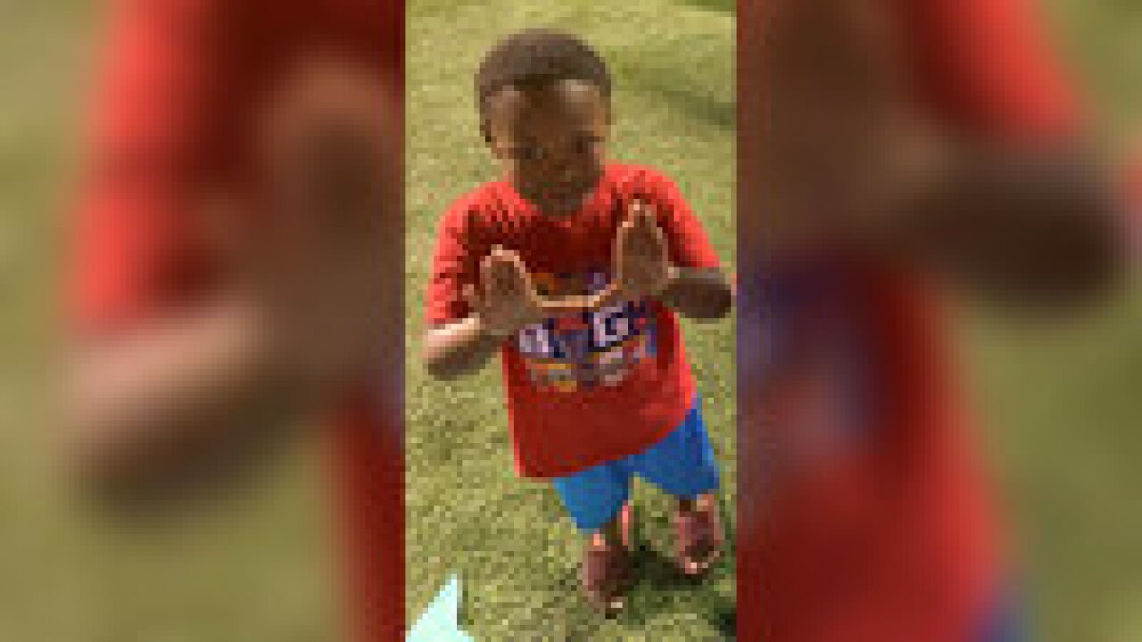 5-year-old Alabama boy was shot and killed when his family got into a fight, police say