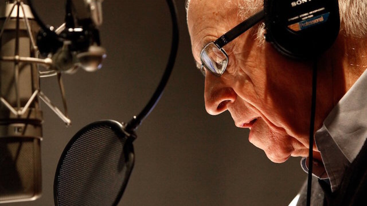 Carl Kasell, longtime NPR newscaster, dead at 84