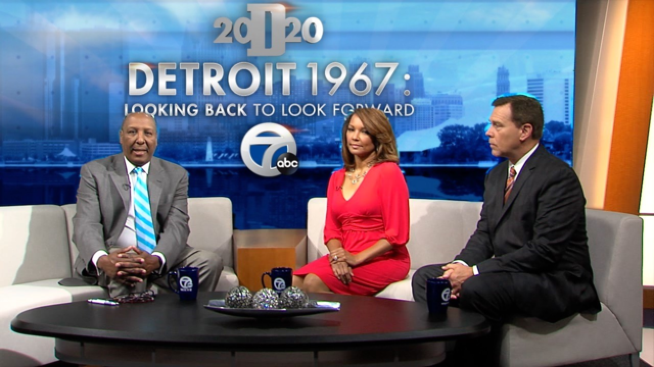 Spotlight on 1967 Detroit riot/rebellion