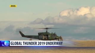 Malmstrom Air Force Base participates in Global Thunder exercise