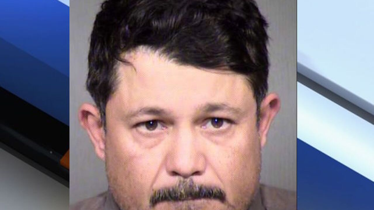 DPS: Trooper arrested on weapons & theft charges