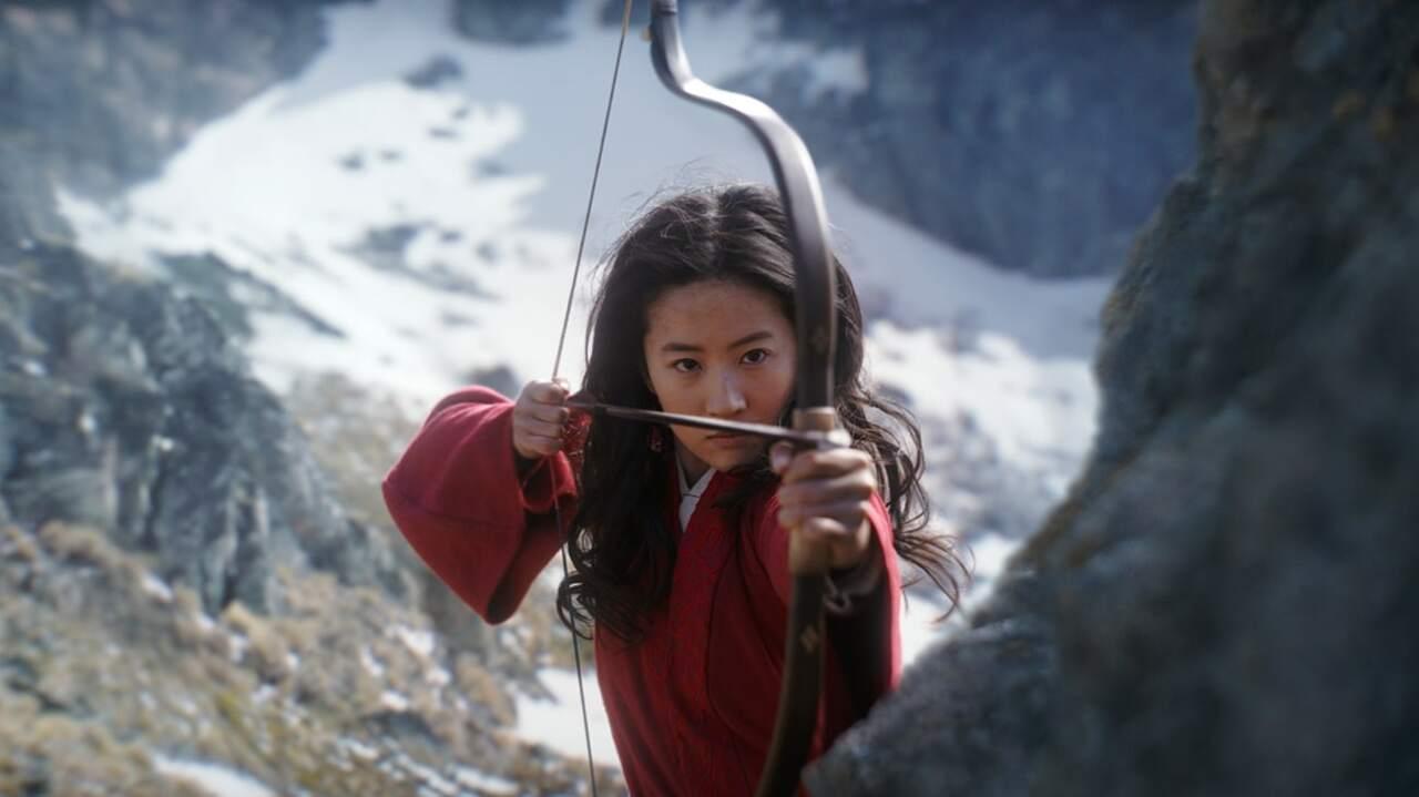 'Mulan' promotional image