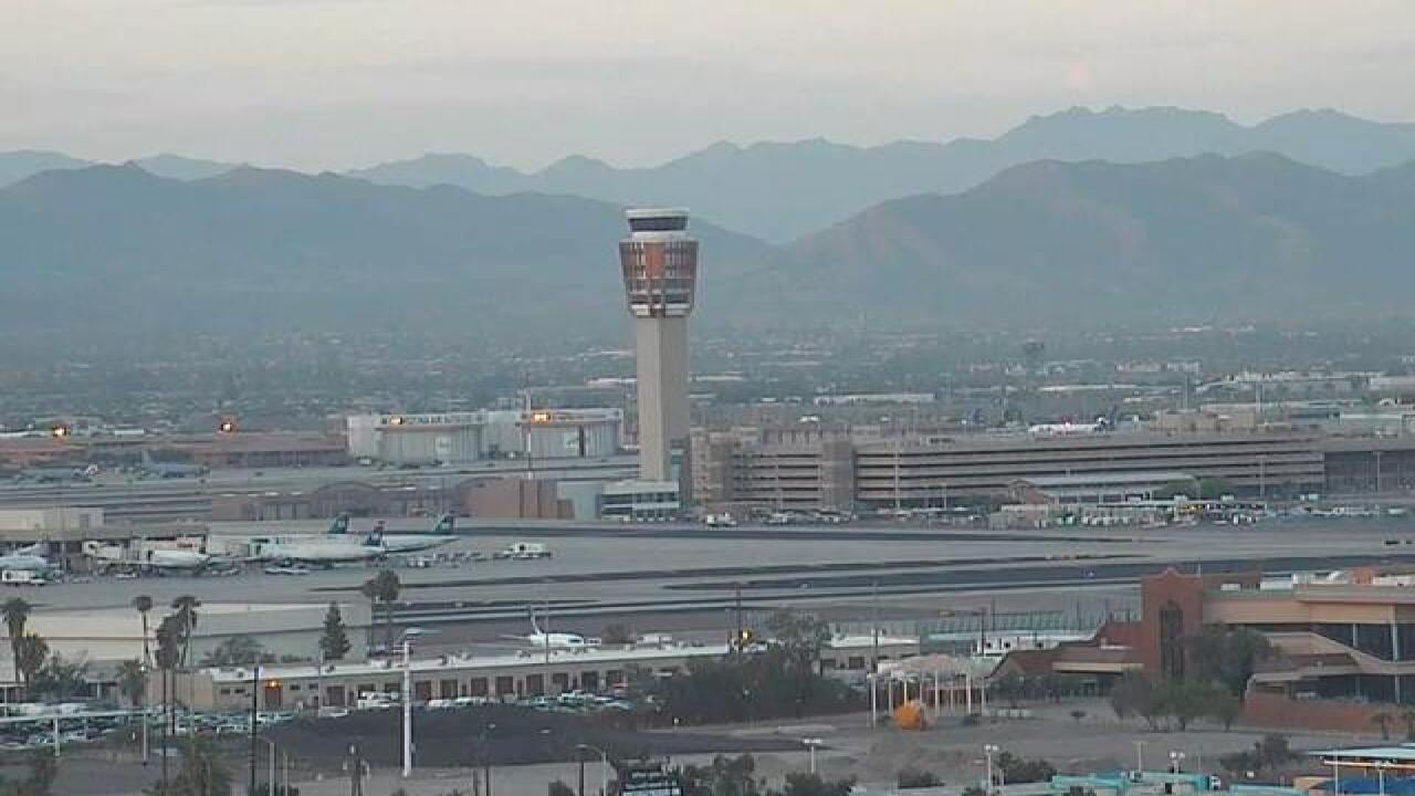 County: No prosecution for Sky Harbor disruption