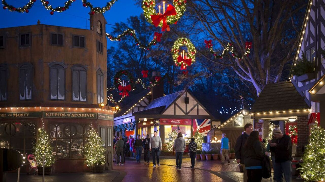 Busch Gardens Williamsburg announces its Black Friday deals