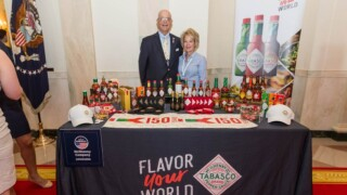 Tabasco brand at White House.jpg