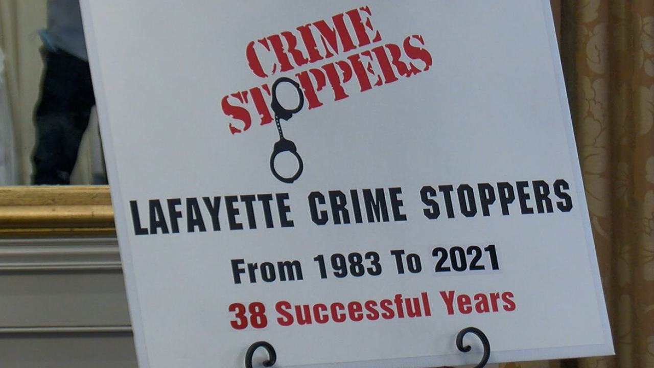 Lafayette Crime Stoppers 38th Annual Banquet.png