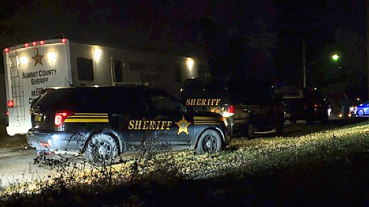 Possible Human Remains Found in Summit County