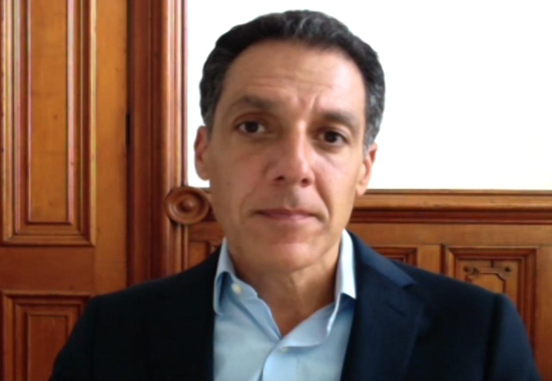 University of California, Berkeley Professor Hany Farid