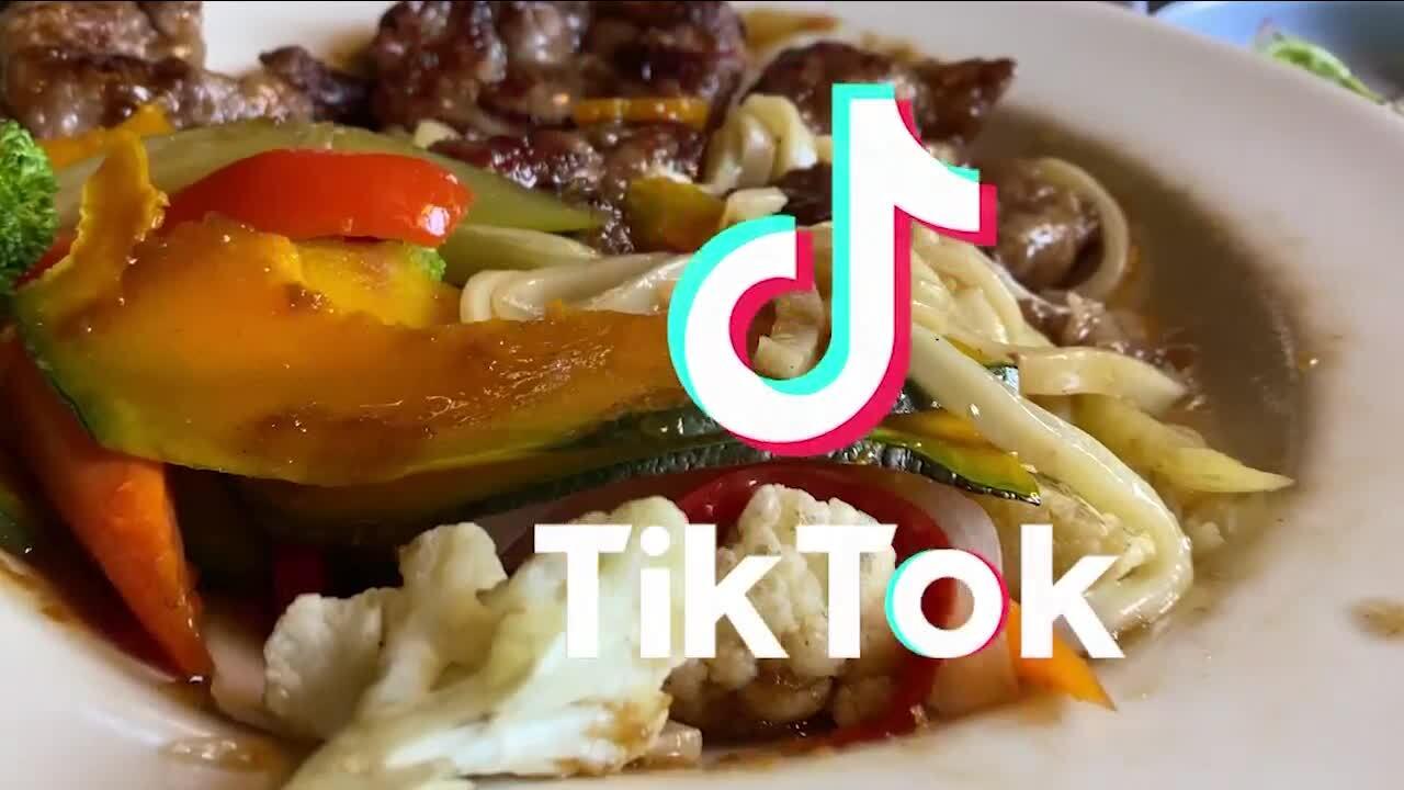 Domo Japanese Country Restaurant viral on TikTok