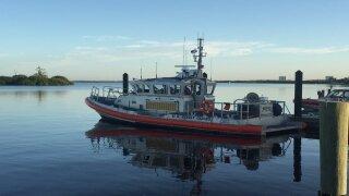 PHOTOS: Coast Guard search for Sarasota family