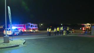 43rd Avenue Van Buren crash
