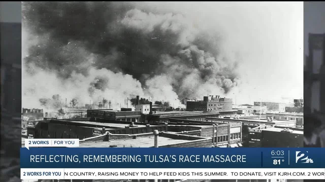 Remembering the Tulsa Race Massacre