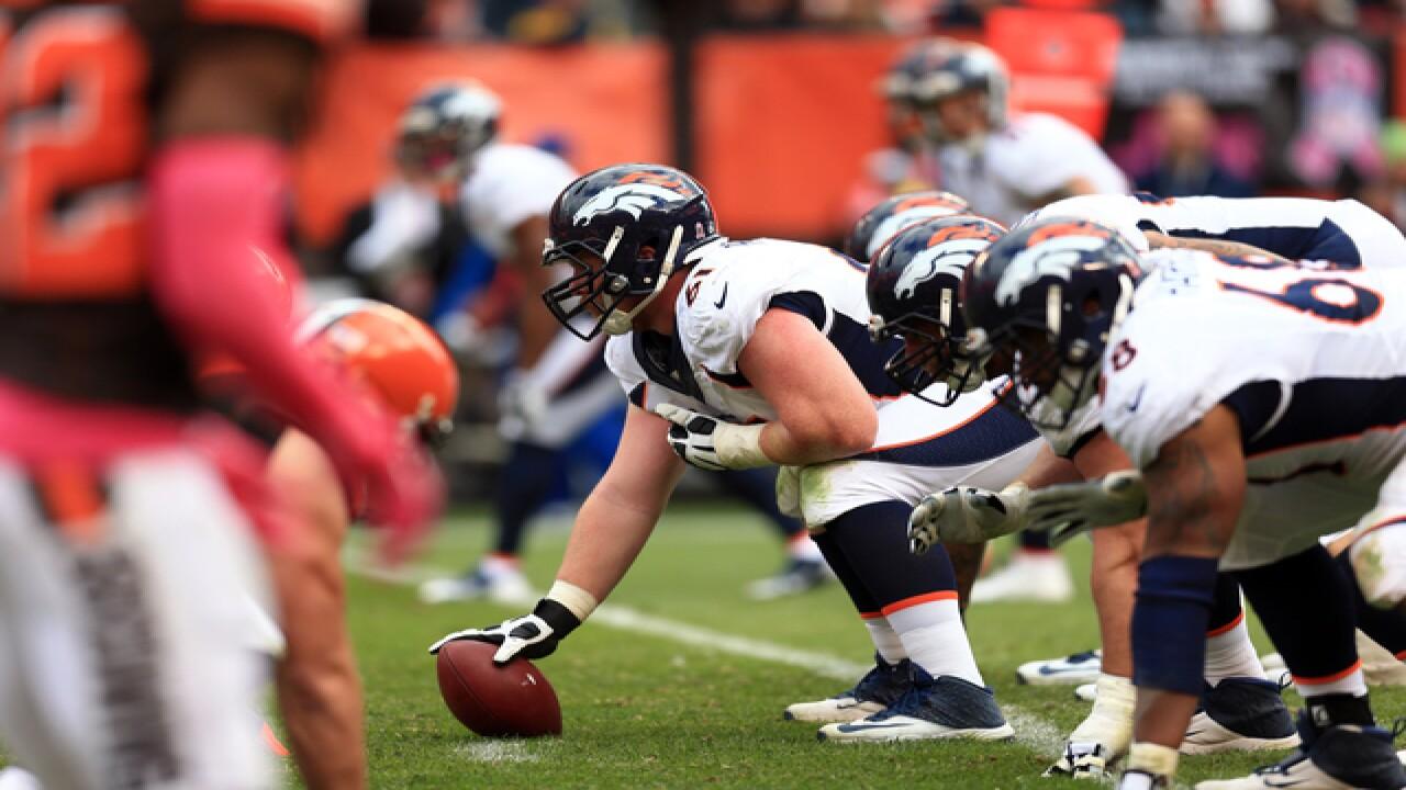 Matt Paradis, from 8 man football to the NFL