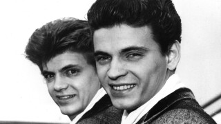 Phil Everly Don Everly
