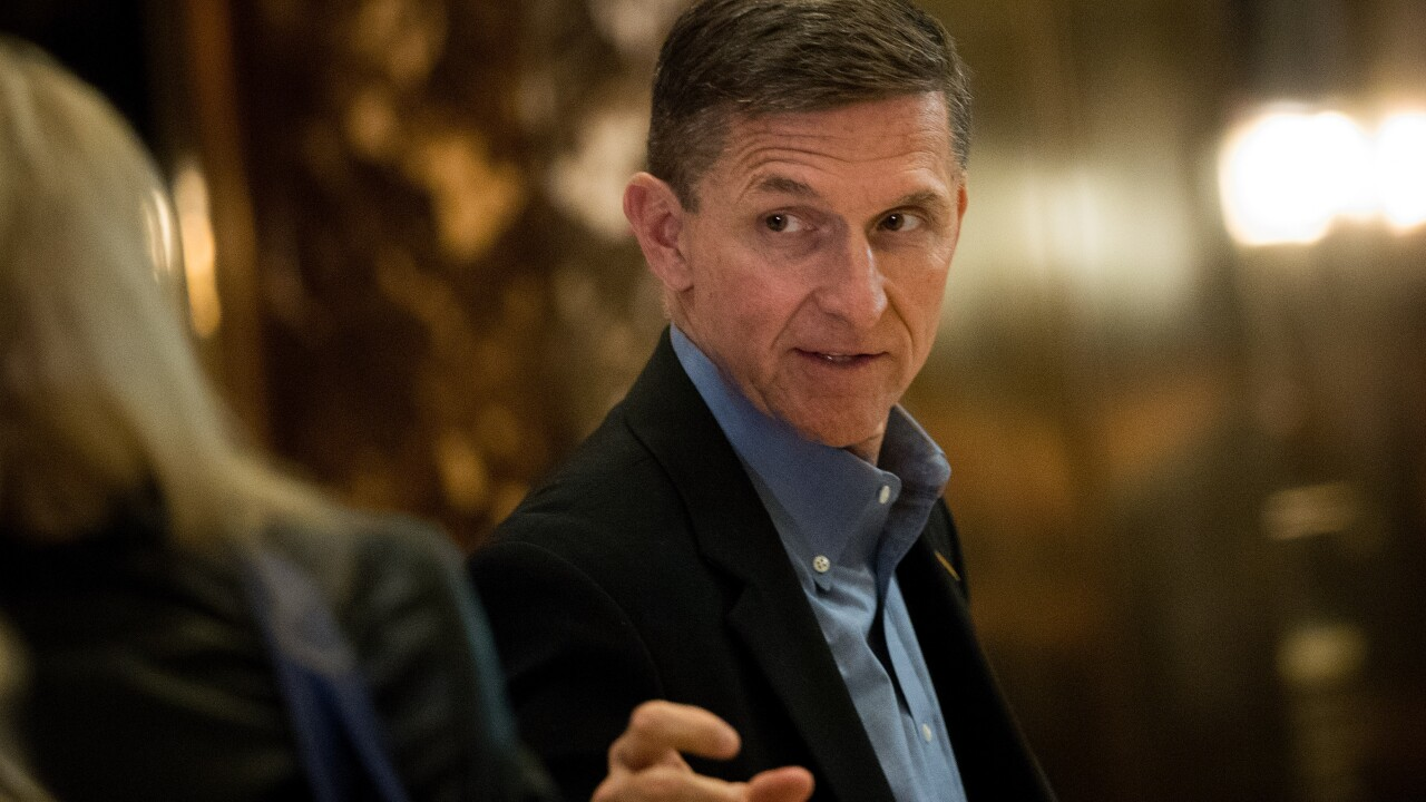 National Security Advisor Michael Flynn resigns amid controversy over Russia contacts
