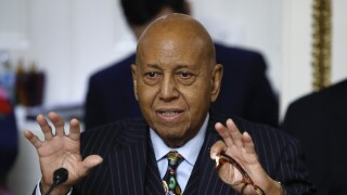 Alcee Hastings in December 2019
