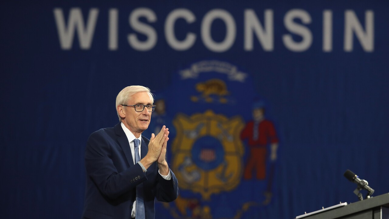 Former President Obama Campaigns With Wisconsin Democratic Candidates Tony Evers