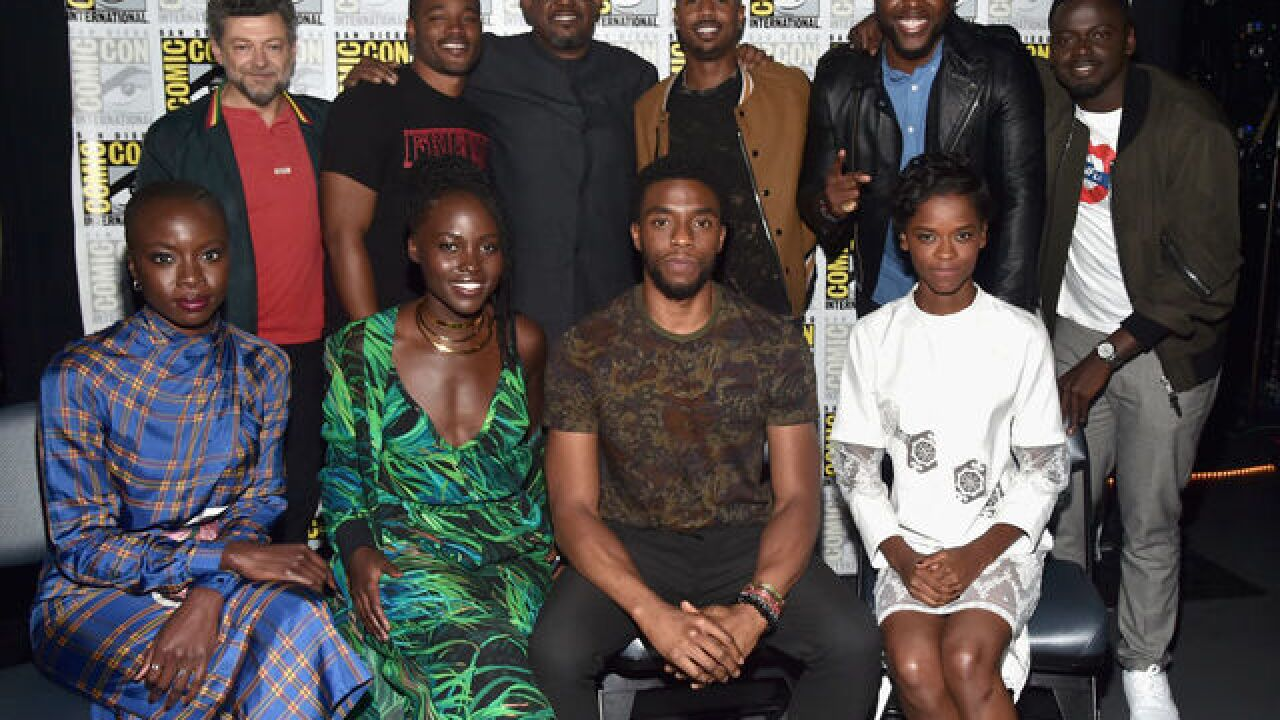 New Marvel movie king? 'Black Panther' sees best first-day ticket sales among MCU films