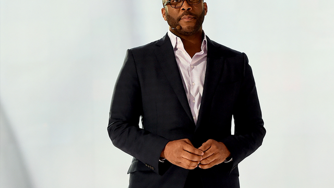 Tyler Perry to make announcement on missing men