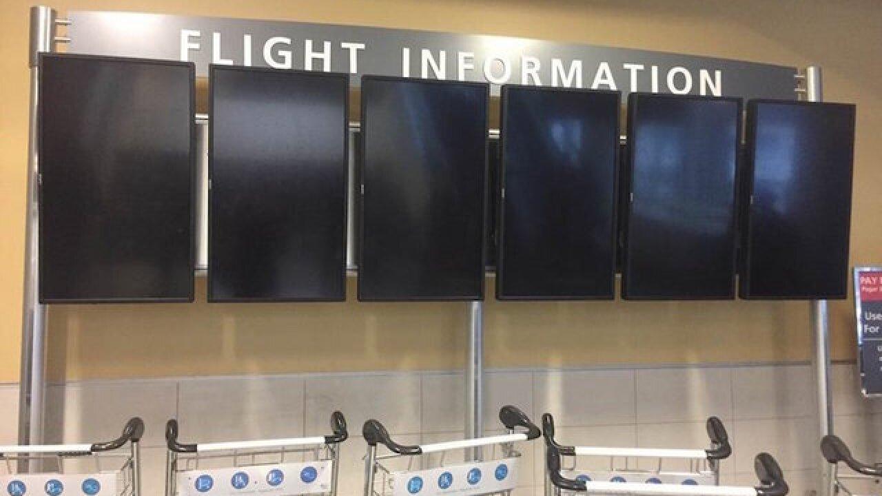 Atlanta's Hartsfield-Jackson airport loses power