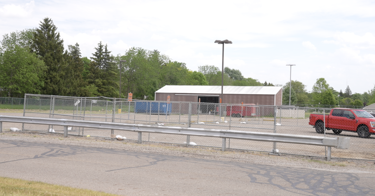 Construction will soon start on the new agricultural learning center.