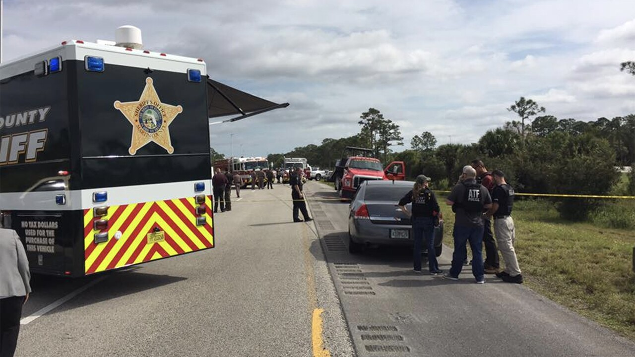 LIVE: Trooper killed in Martin County, authorities say; I-95 shut down for hours
