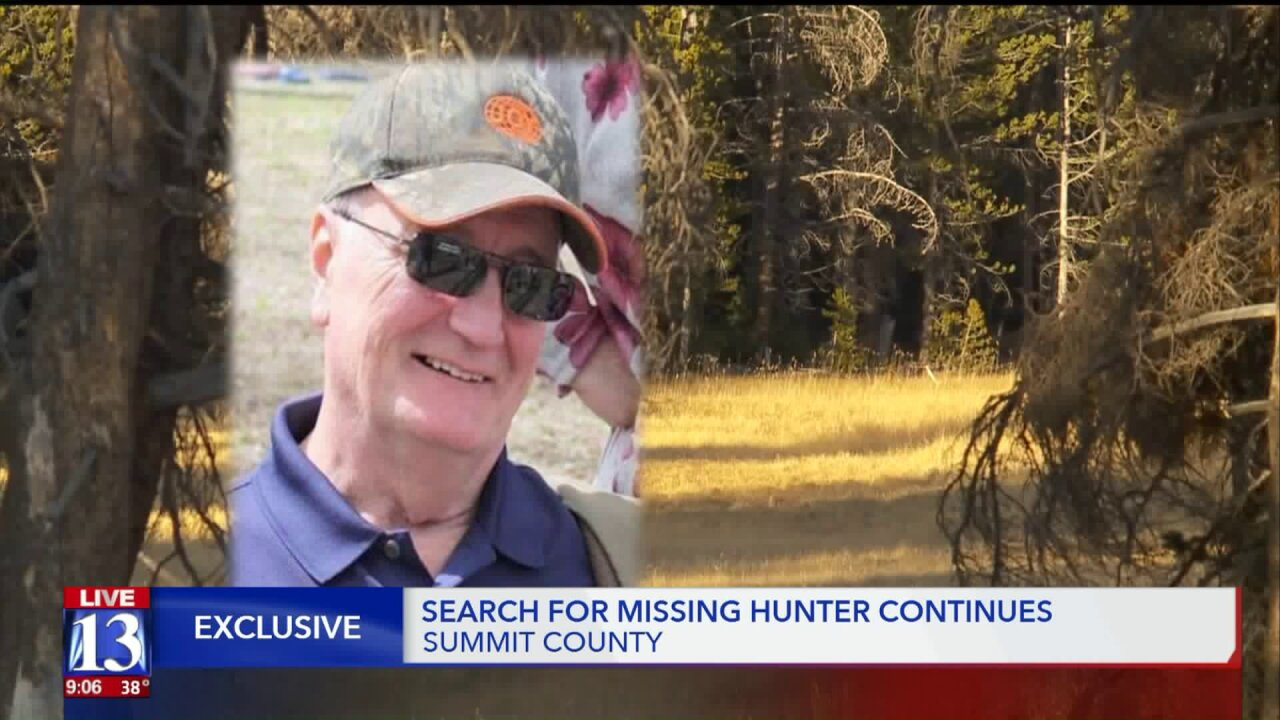 Volunteers add to search for missing man in SummitCo.