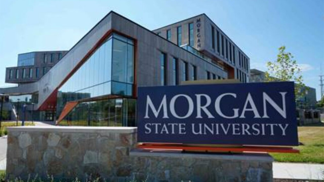 Morgan State receives largest donation in school history of $40 million.jpg