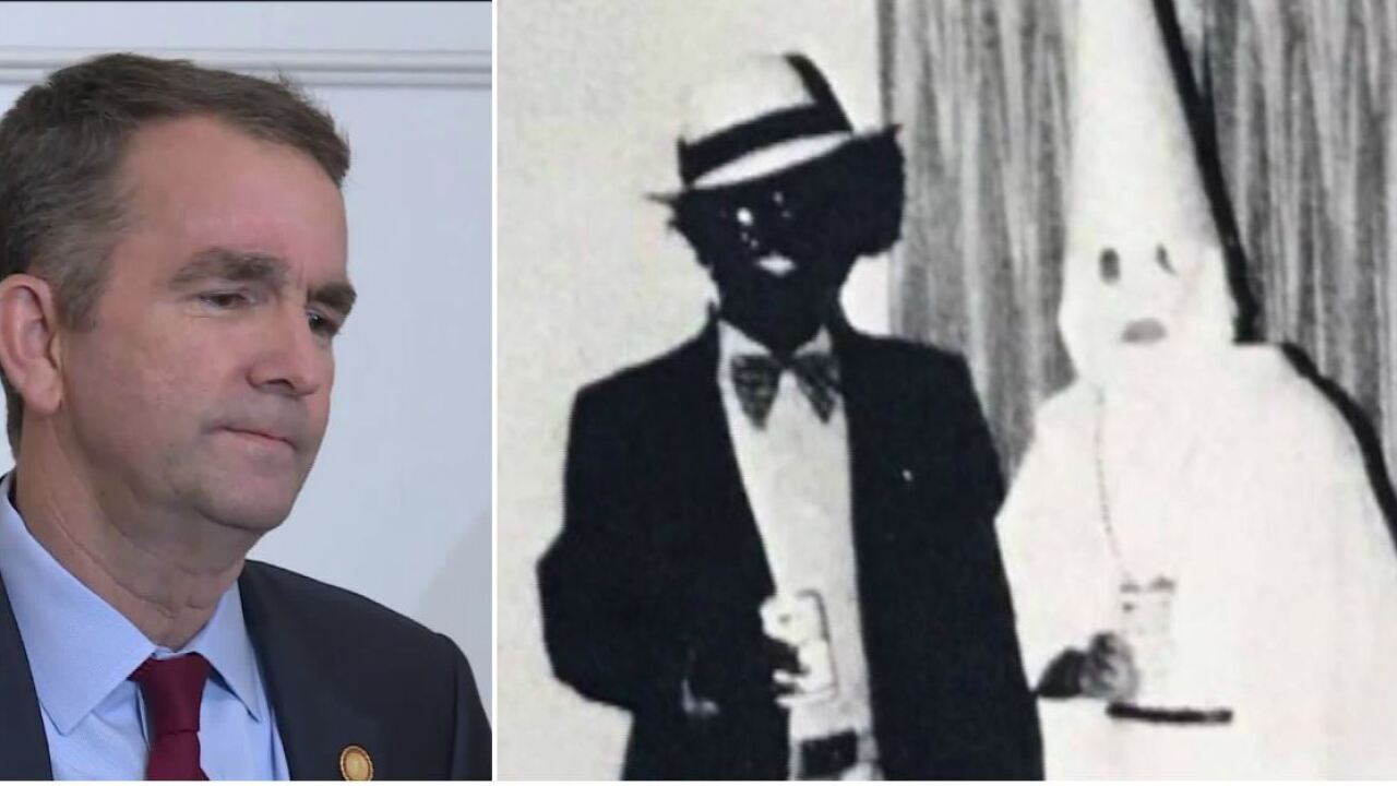 Results of months-long investigation into racist photo on Northam yearbook page