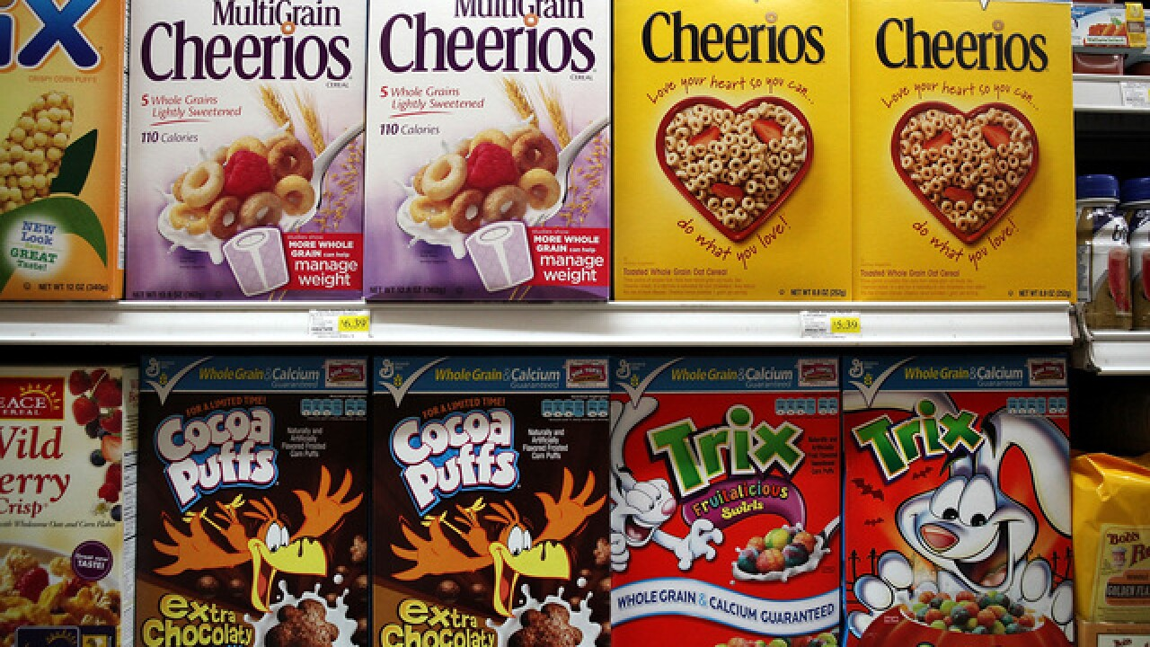 Study: San Diego has highest cereal price in US