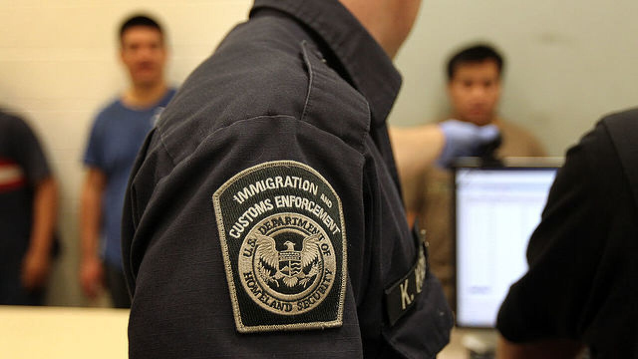ICE officials arrest 53 undocumented immigrants in San Diego