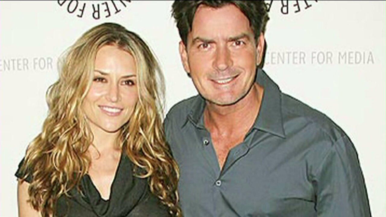 Found: Charlie Sheen's ex-wife and two kids found after search in Utah