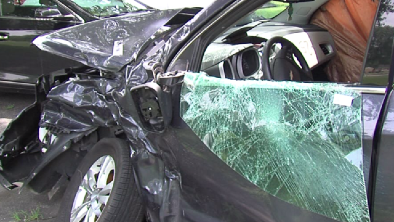 Call 6 Grandfather Concerned Airbags Did Not Deploy In Accident