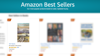 Amazon Best Sellers 101 Poems
