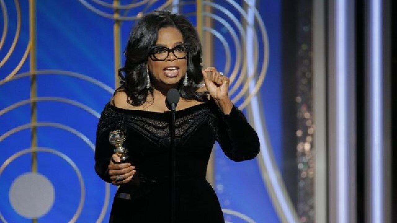 Oprah Winfrey donating $500,000 to Parkland students' 'March for Our Lives'