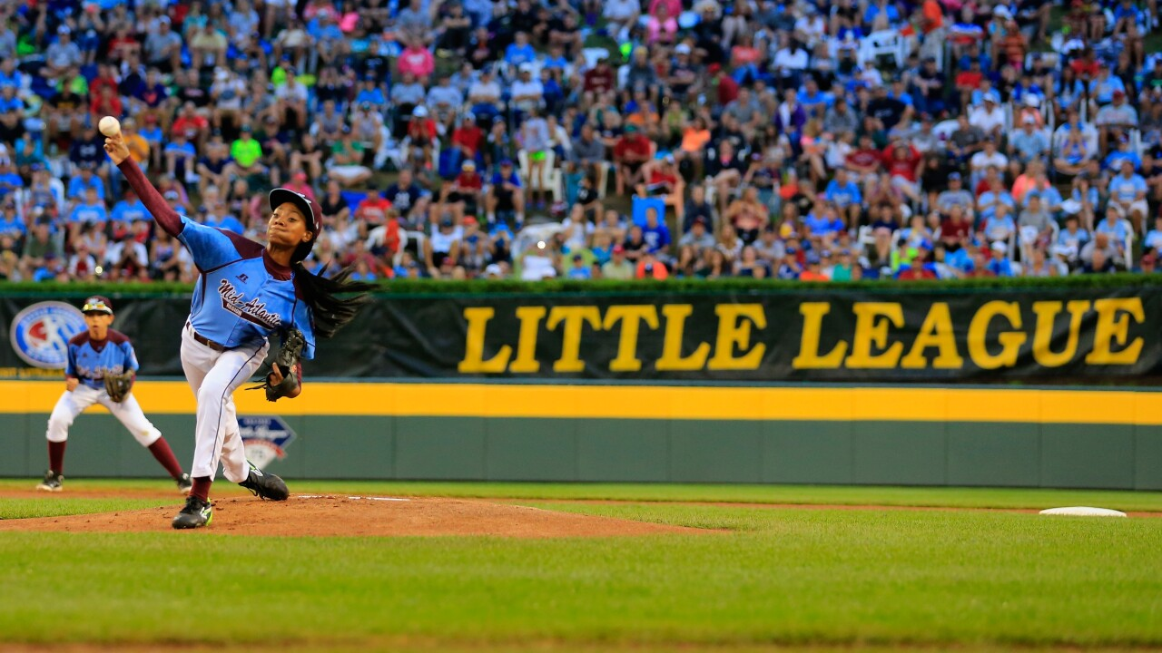 Little League World Series icon Mo'ne Davis to play softball at Hampton University
