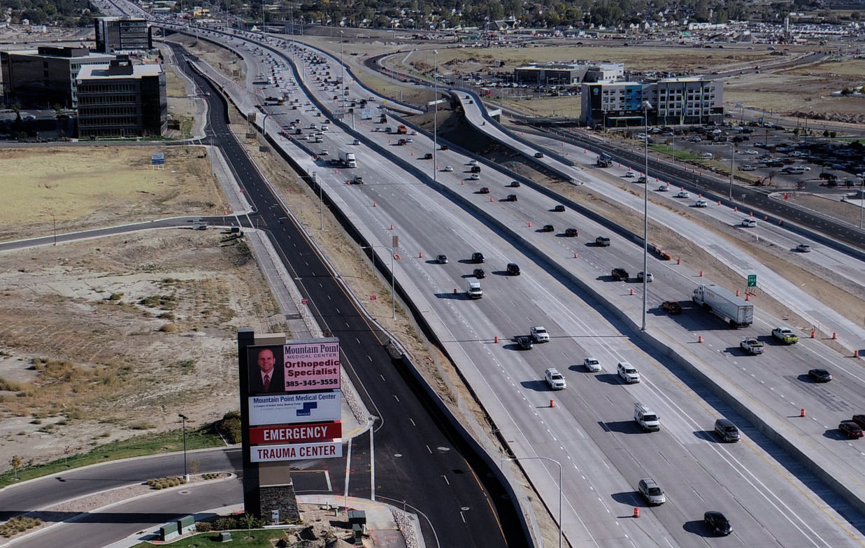 2020 UDOT projects